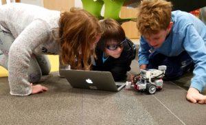 EcoTech Lego Robotics