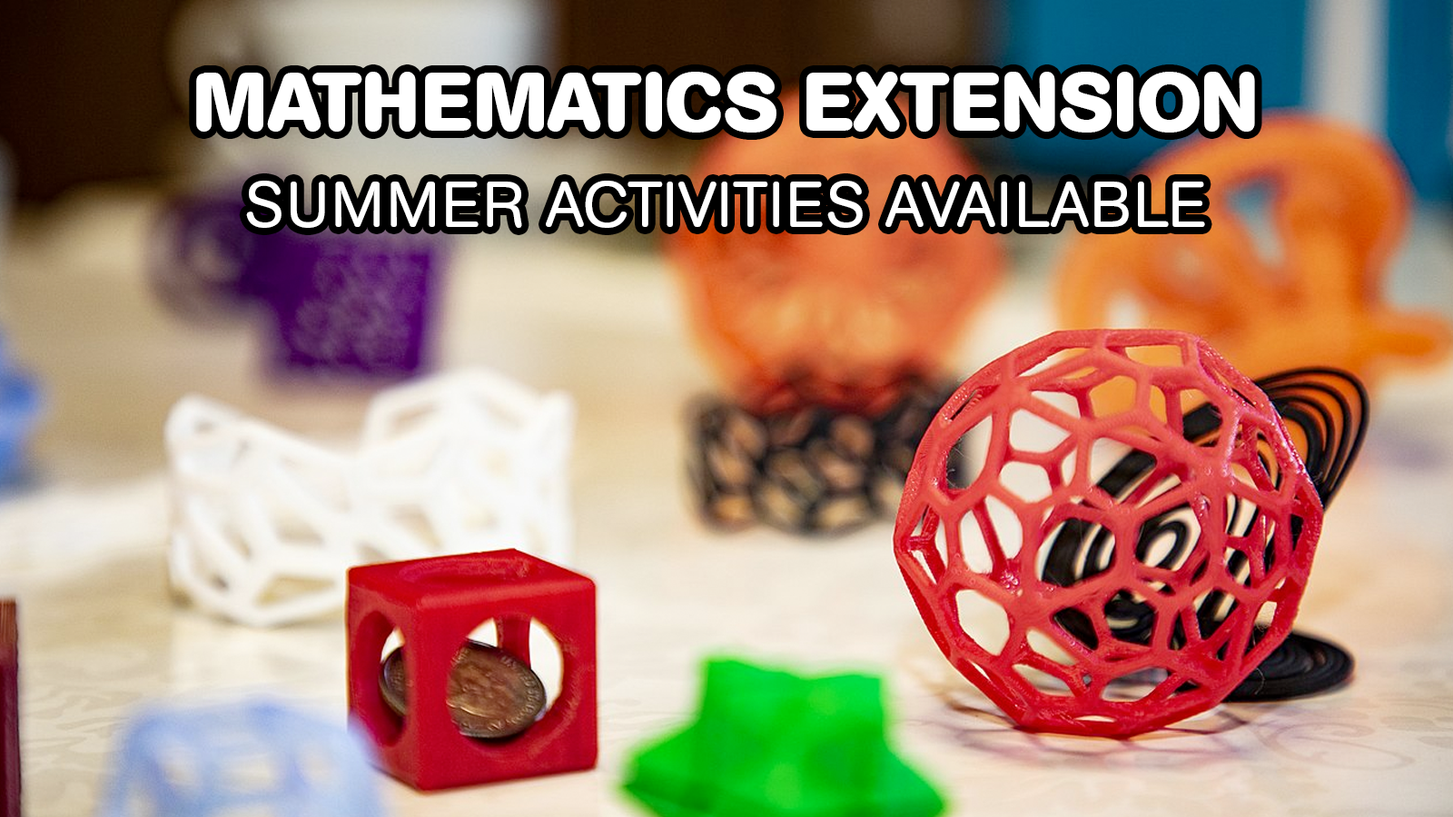 Summer Mathematics