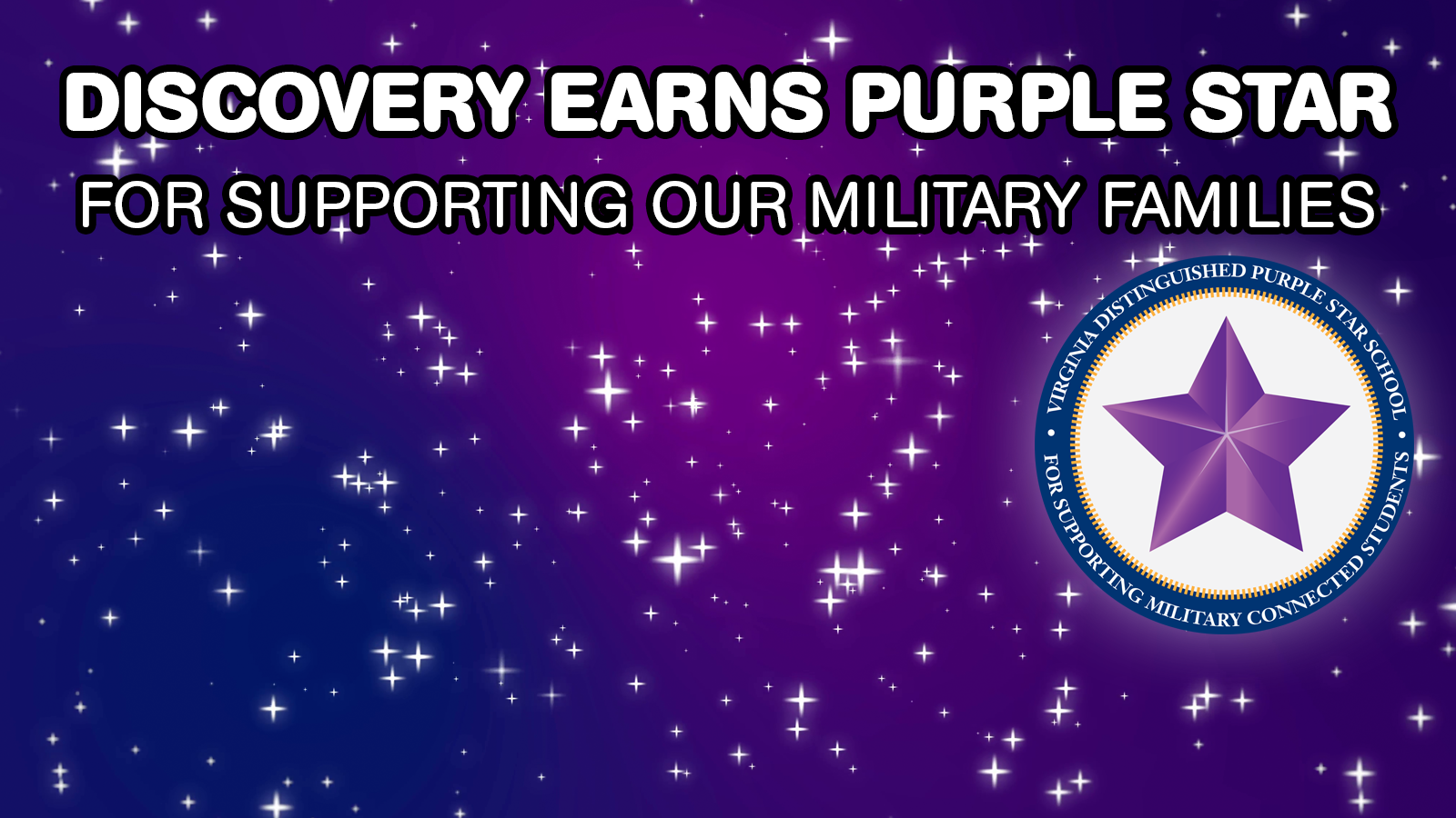 Purple Star Support for Military Families