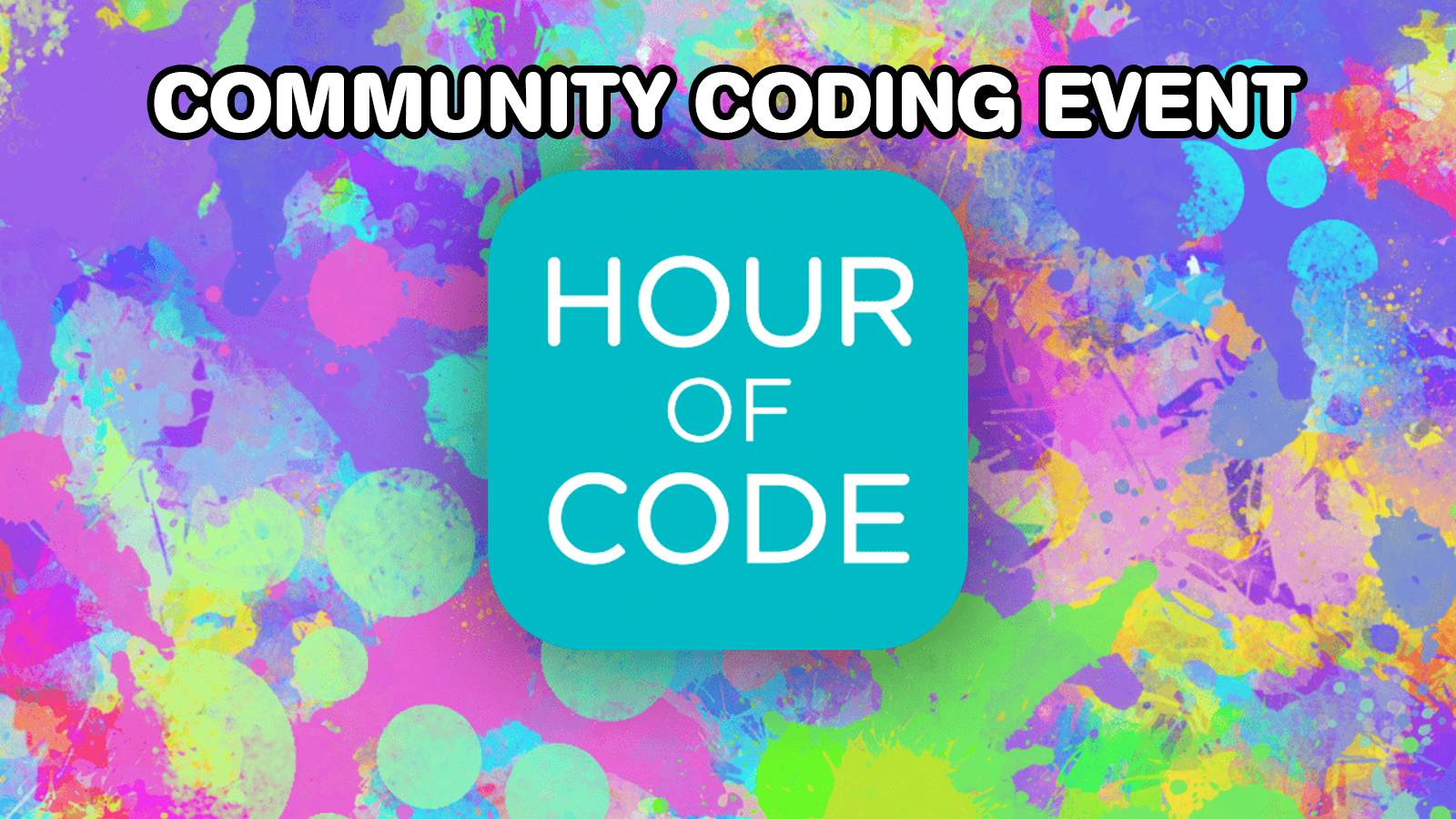 Hour of Code Community Event