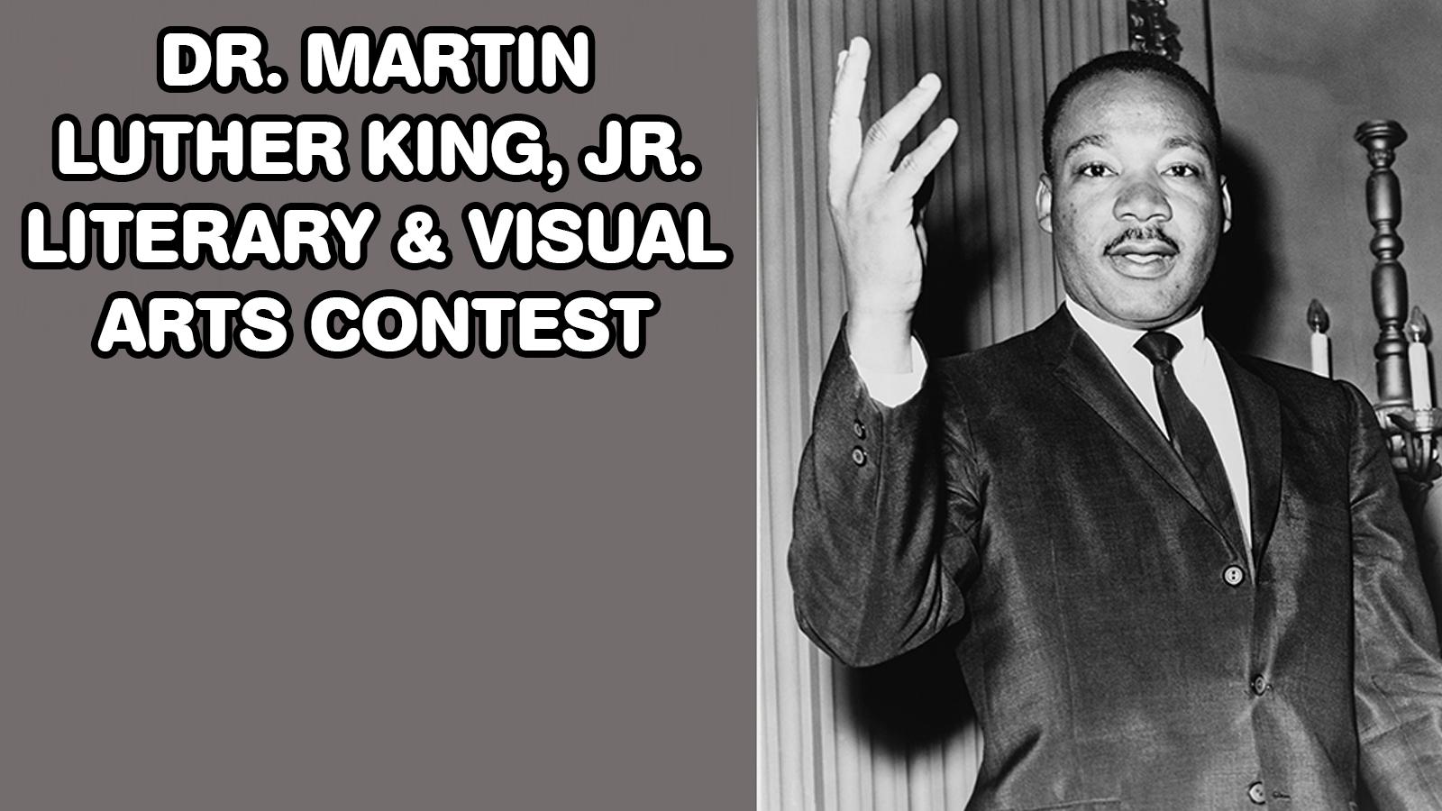 MLK Jr Contest Underway