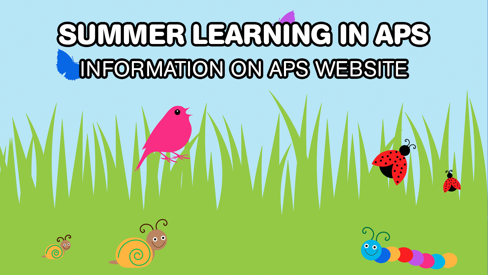 Summer Learning @ APS