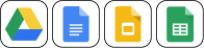 Значки Google Apps