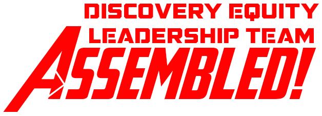 Discovery Équipe de leadership en matière d'équité constituée