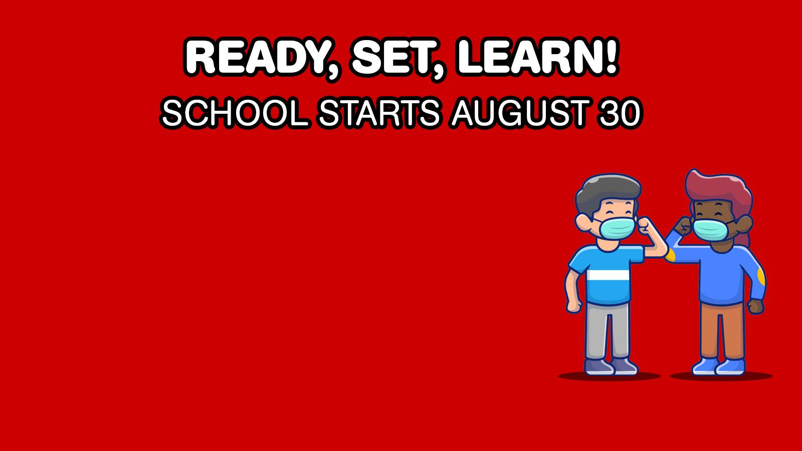 Ready, Set, Learn!
