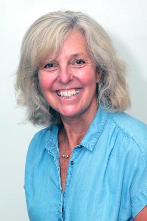 A photo of Carol Halvorson